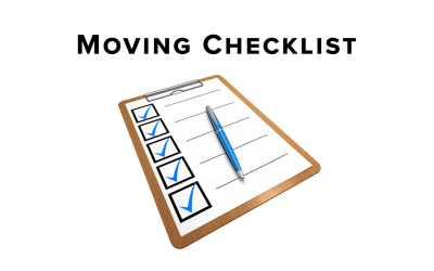 moving checklist, mr mover, movers in milwaukee